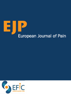 Image result for european journal of pain