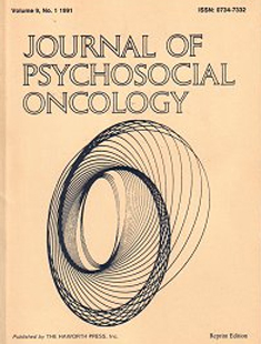 JOURNAL OF PSYCHOSOCIAL ONCOLOGY